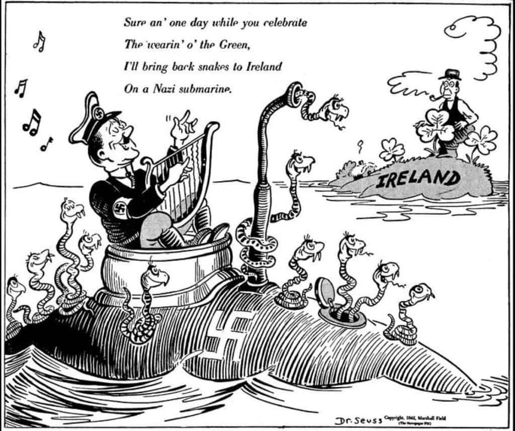 Dr  Seuss Propaganda: 9 Suprising World War II Propaganda