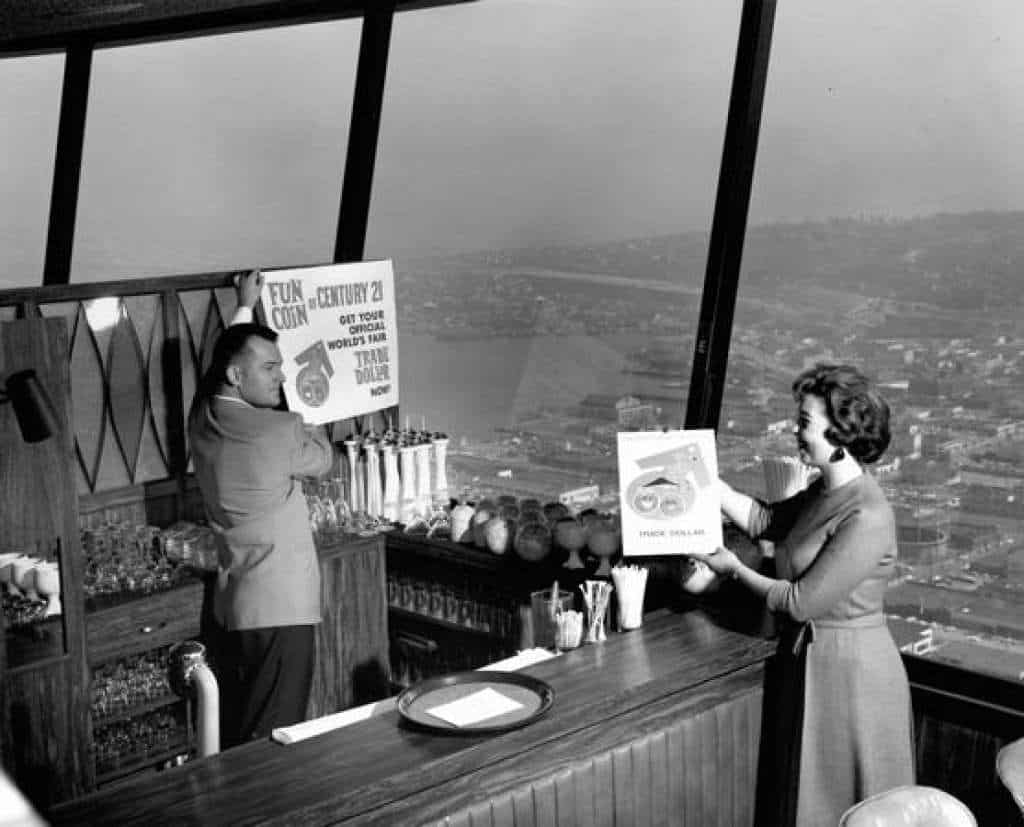 Top Of The Fair Restaurant