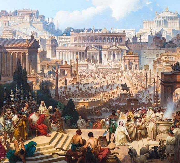 Frustrated Ambitions: The 10 Stages of How the Roman Republic Became an Empire