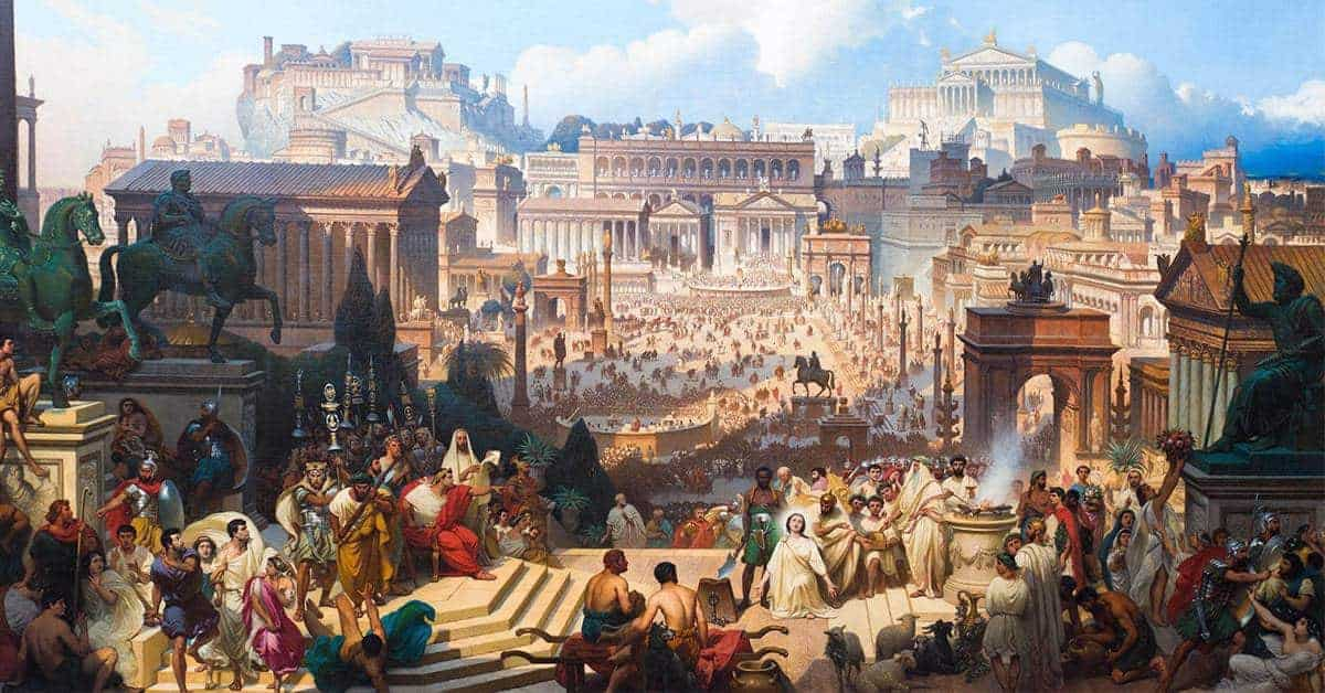 Frustrated Ambitions  The 10 Stages Of How The Roman