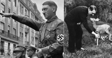 Adolf Hitler Was a Strict Ethical Vegetarian