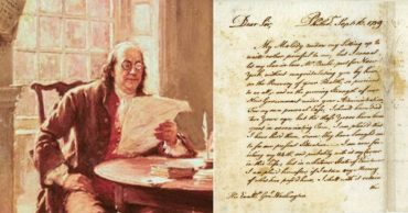 Benjamin Franklin's Little Known Nooky Column