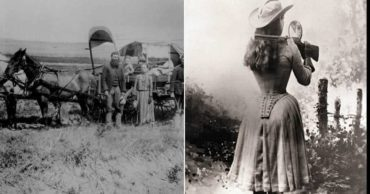 Remarkable Old Photographs from the Wild West Will Surprise You