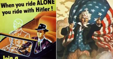 Nine Propaganda Methods the Government Used During World War II to Control the Public