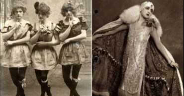 Fascinating Vintage Photographs Uncover Glamorous History of Drag Queens