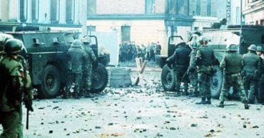 Photos Show How a Demonstration Turned to Bloody Sunday