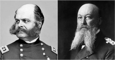 Photos of the Greatest Facial Hair in History