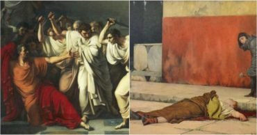 Tremendous Lives and Dramatic Deaths of Twelve Roman Caesars