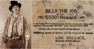 Fascinating Vintage Wanted Posters for America's Most Dangerous Criminals