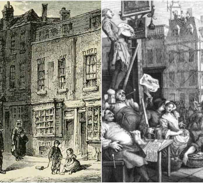 Death by Beer: The London Beer Flood of 1814