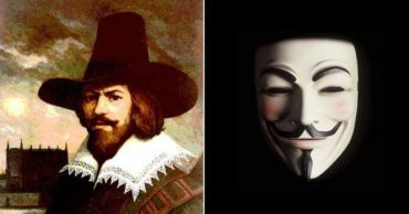 The Man Behind The Mask: Guy Fawkes, The Gunpowder Plot, and the Mask that Sparked Revolutions