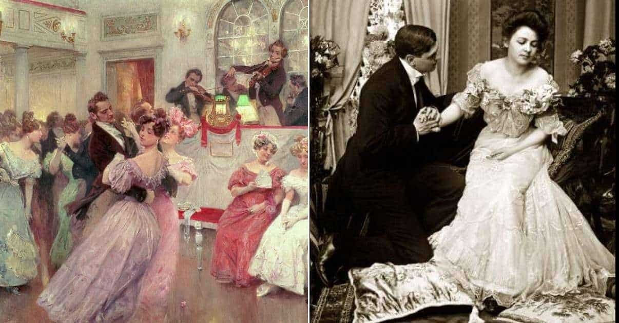 10 Strange Dating Tips From the Victorian Era