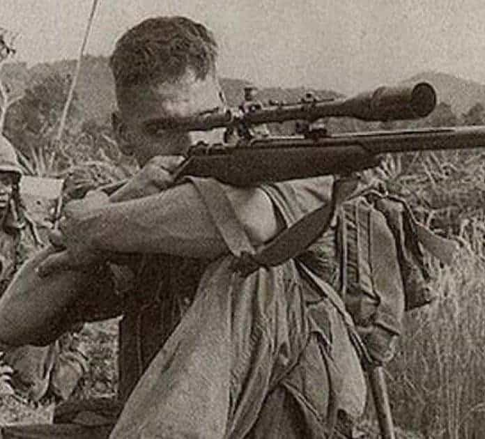 One of historys longest sniper kills happened during the