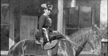 Bandit Queen Cut Down in Prime: The Life and Mysterious Death of Old West Gunslinger Belle Starr