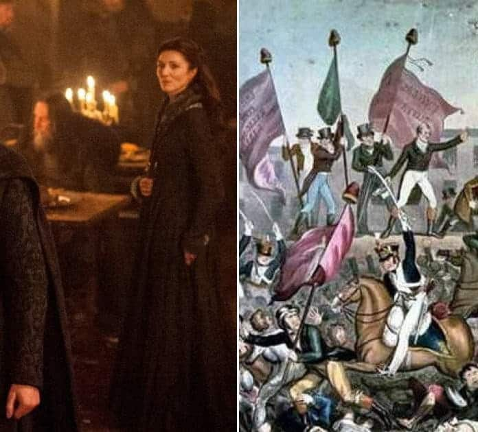 Worse Than the Red Wedding: 12 Real British Massacres that Make Game of Thrones Look Like Child's Play