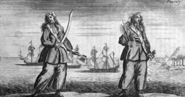 How Two Female Pirates Disguised as Men Fell In Love Is a Dramatic Story You Won't Forget