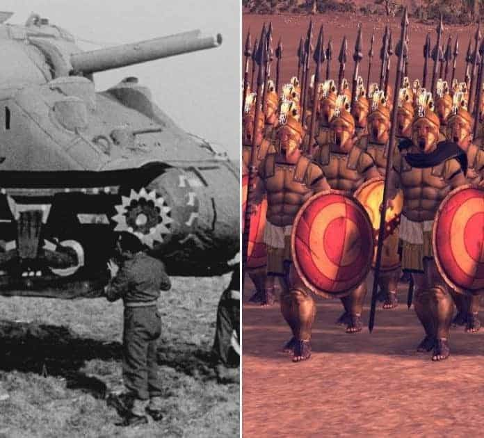 10 of the Strangest Military Units in History