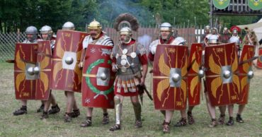 The Legend of the Lost Legion: How Roman Legionaries Ended Up Fighting for the Chinese