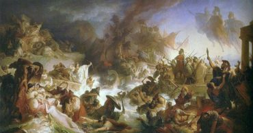 Greeks Defeat the Persians and Save Greek Civilization in This Epic Battle