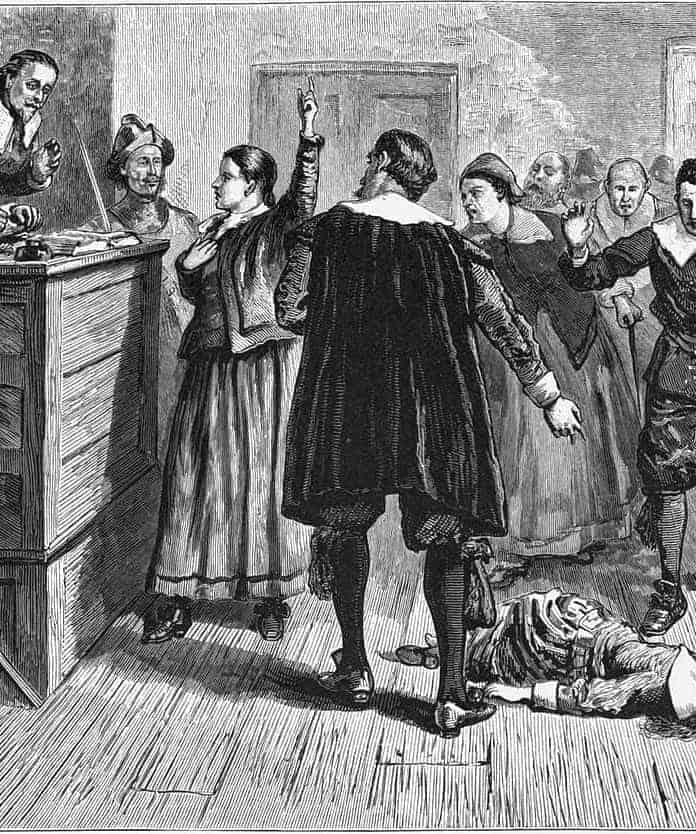 "The Evil ""Justice"" William Stoughton Was the Ultimate Hanging Judge at the Salem Witch Trials and Here's Why"