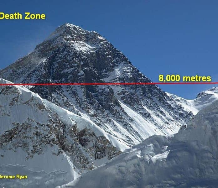 Mount Everest: The Harsh Reality Of Life In The Death Zone