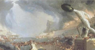 10 Reasons Why the Western Roman Empire Collapsed but The Eastern Empire Didn't