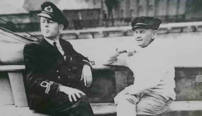 """The Incredible Story of Charles Lightoller: the """"Titanic"""" Officer who Saved Soldiers from the Shores of Dunkirk"""