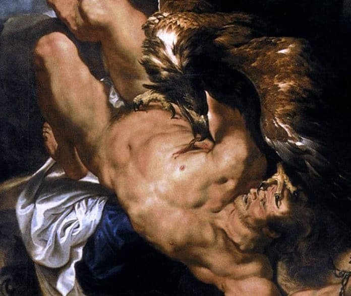 Wrath of Olympus: 10 Bizarre and Horrific Punishments of the