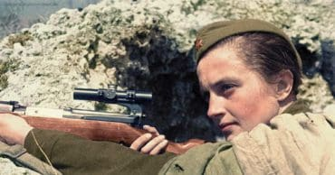 The Incredible Story of the Deadliest Female Sniper in History