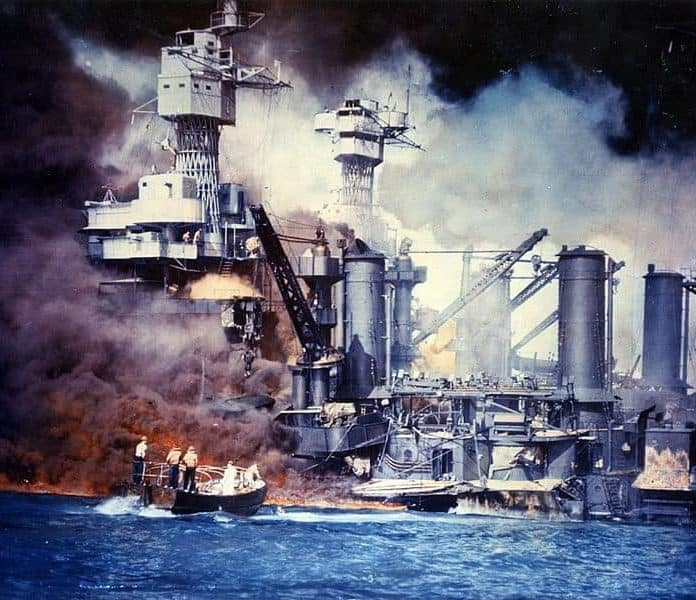 Test Your Knowledge: Here are the 10 Real Steps Which Led the US into World War II