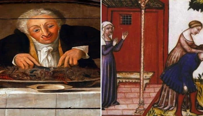 10 Weird Food Delicacies from History that are Not Appetizing