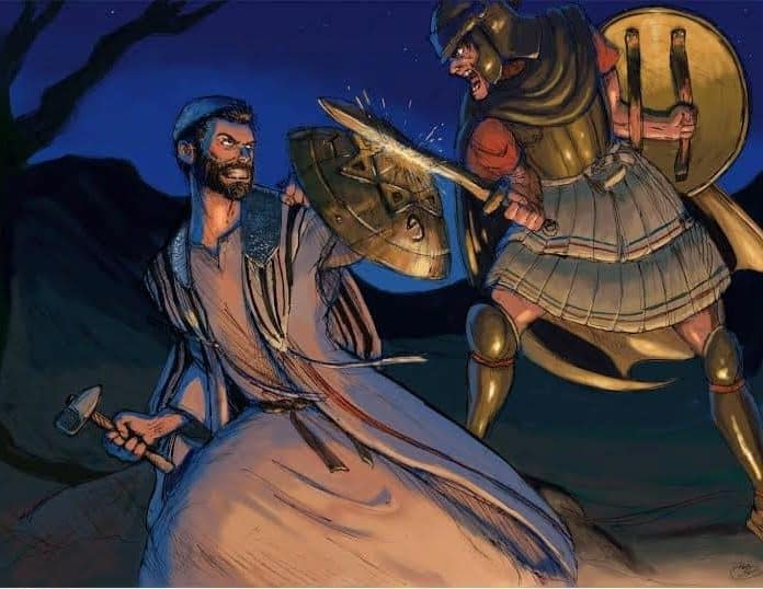 At The Battle of Emmaus, Maccabee Used Guerrilla Tactics to Destroy the Seleucid Army
