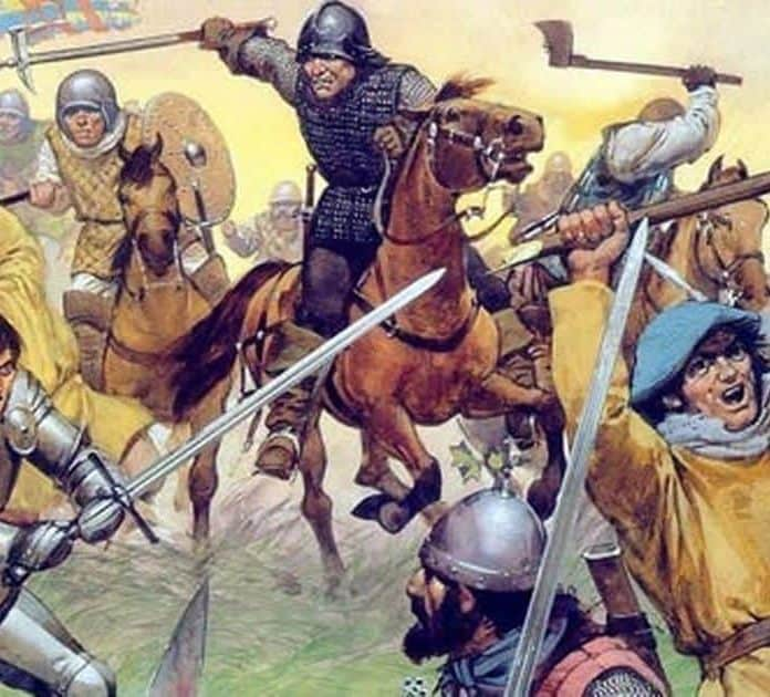 How Dreams of Scottish Independence Were Crushed in a Matter of Hours in the Battle of Flodden
