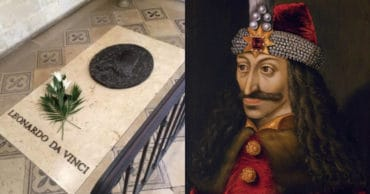 10 Unknown – or Contested- Resting Places of Historical Greats