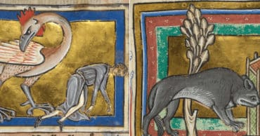 12 Crazy Descriptions from Medieval Bestiaries