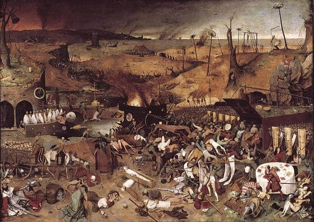 10 Ways the Black Death turned Medieval Society Upside Down