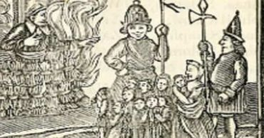 17th Century Children's Literature Was Rife With Stories About Death, And For Good Reason