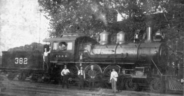 Casey Jones was Crushed by His Own Engine in the Famous 1900 Train Wreck