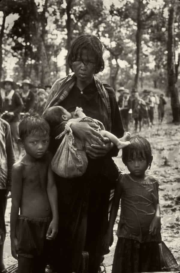 Chilling Photographs of the Cambodian Genocide and Pol Pot ...  Khmer
