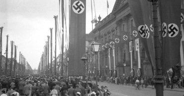 A Look Inside Hitler's 1936 Nazi Olympics Through Amazing Photographs