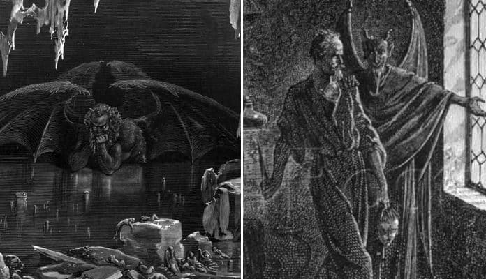 The Devil's in the Detail: 16 Stories of Satan Sprinkled Throughout the Pages of World History