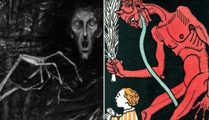 16 Disturbing Historical Demons People are Scared Of