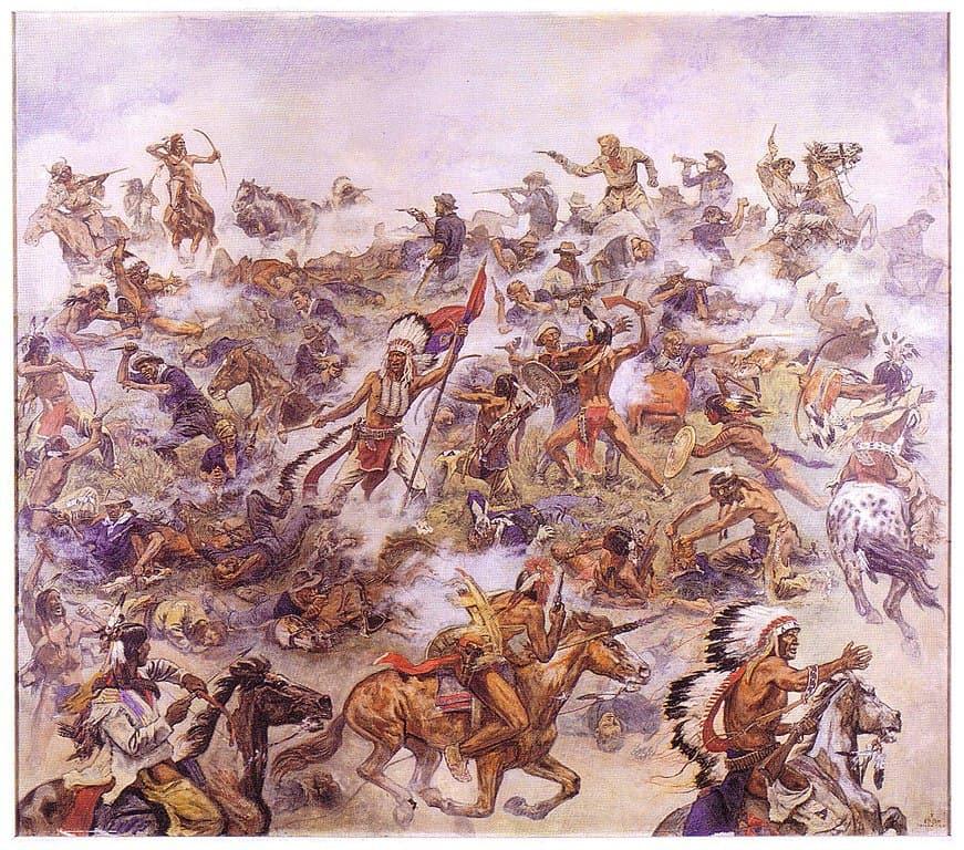 Die Schlacht Am Little Bighorn Film Deutsch