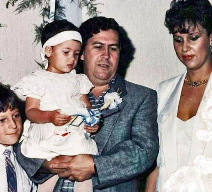 Pablo Escobar's Private Life in Photos