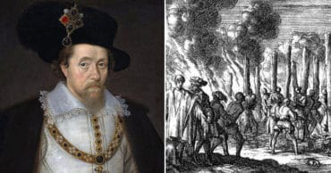 The King of All Witch Hunters Was None other than King James I Himself