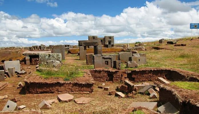 16 Mysterious Ancient Buildings and Structures from Around the World