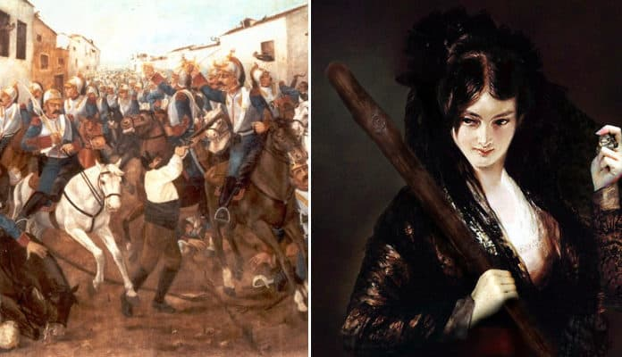 Juana Galan: A Spanish Heroine of the Peninsula War