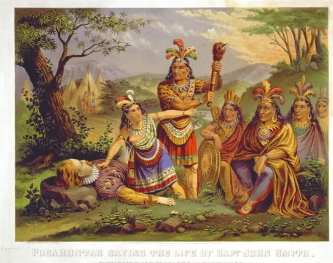16 Facts About the Real Pocahontas