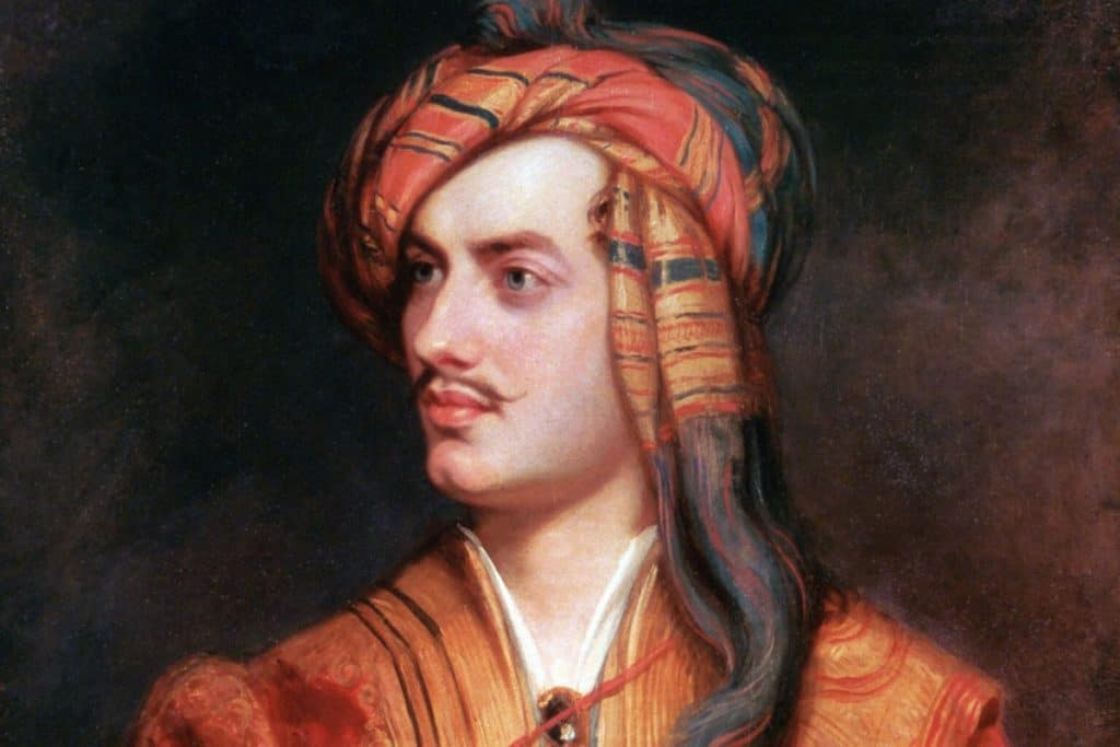 f42d2a00bb7 Lord Byron was a style icon of his time