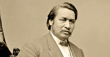 Ely S. Parker, a Native American, Drafted the Surrender Documents for the Civil War